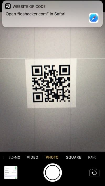 iphone q r code you scan qr codes on ios 11 powered iphone or ios hacker