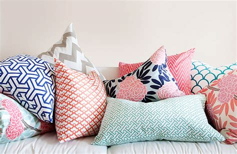 Caitlin Wilson Textiles Pillows by Caitlin Wilson Pillow Giveaway