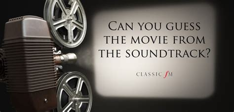 Film Quiz Music | quiz can you guess the movie from the soundtrack