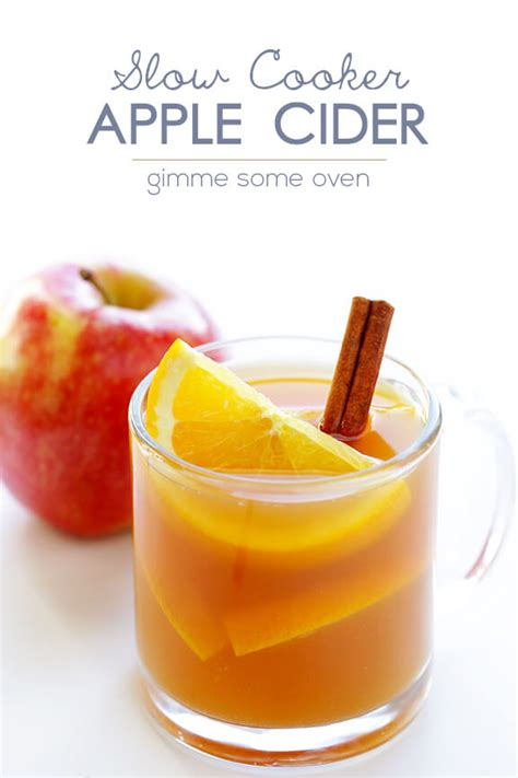 crockpot apple cider alcohol