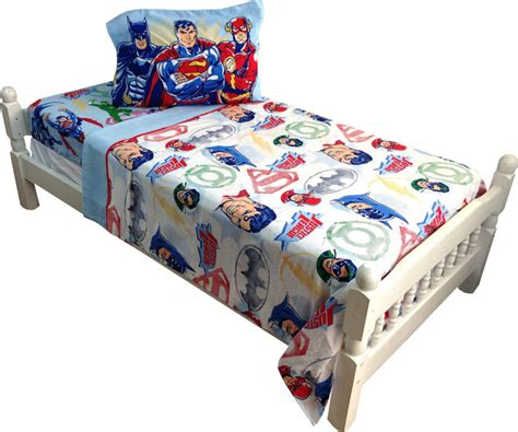dc comics bedding dc comics justice league twin bed sheet set frozen justice