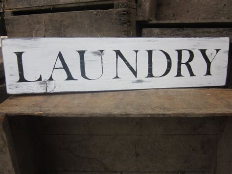 wooden laundry room signs laundry room wooden sign home decor distressed and rustic