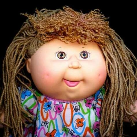 how to make cabbage doll hair styles 438 best images about cabbage patch kids on pinterest