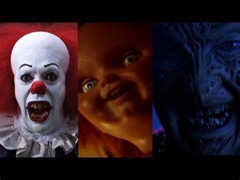 ghost film villain top 10 scariest horror movie villains youtube