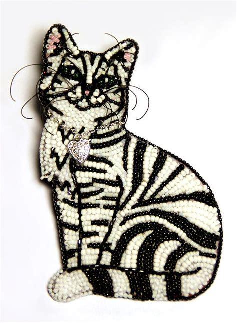 beadwork cat the world s catalog of ideas