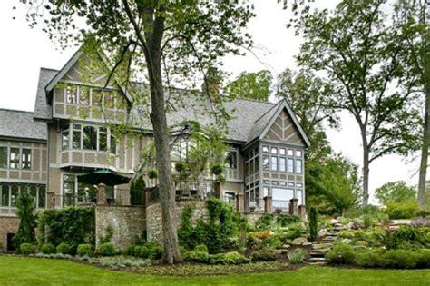 Andie macdowell s storybook tudor hooked on houses
