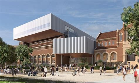 oma and hassell design new museum for western australia new museum project western australian museum