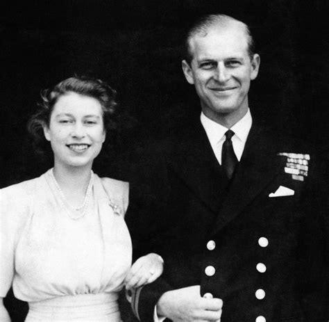 Hochzeit Und Philip by Britische Monarchie 68 Jahres Ehegl 252 Ck Royal So Hat S