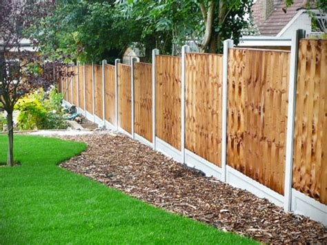 Ideas For Garden Fencing Garden Fence Ideas Images Home Decoration Tips