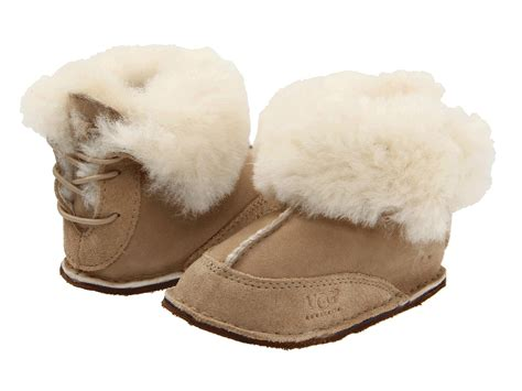 toddler ugg slippers ugg boo infant toddler sand zappos free
