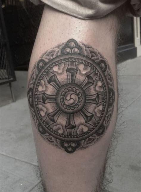 dharma wheel tattoo 23 dharma wheel wheel