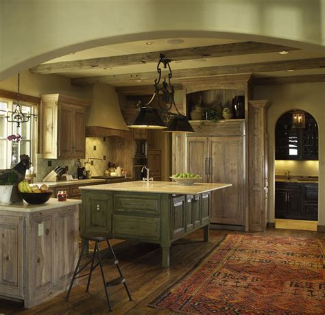 kitchen cabinets oklahoma city old world charm rustic kitchen oklahoma city by