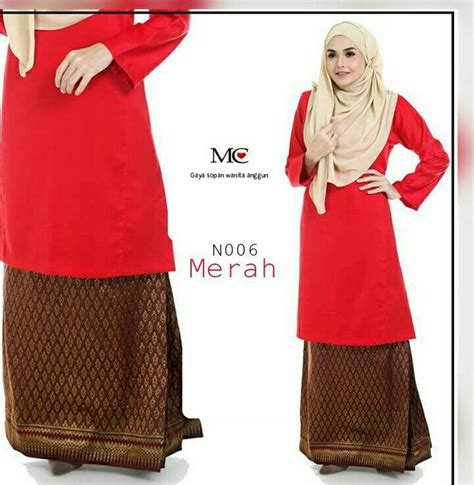 Baju Rossa Songket baju kurung pahang songket nirmala all sold out saeeda collections