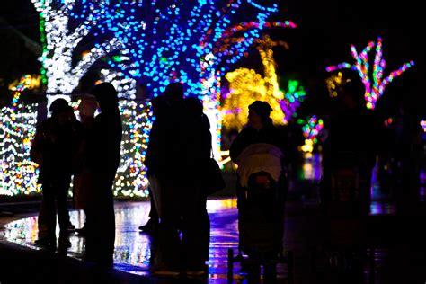 wildlights woodland park zoo seattle wa