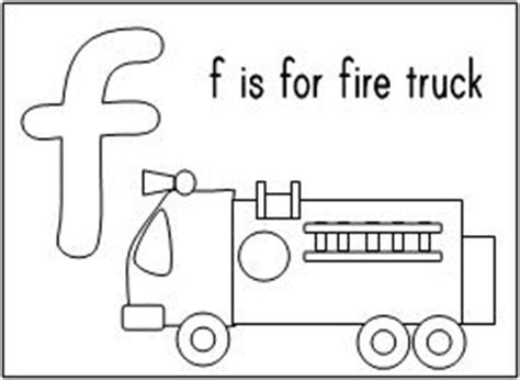 coloring pages for fire trucks in preschool fun learning printables for kids