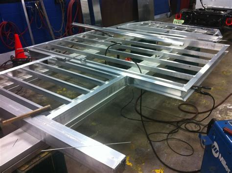 Truck Bed Frame 84 Best Images About Aluminum Truck Bed On Pinterest Bed Frame And Headboard Stainless Steel