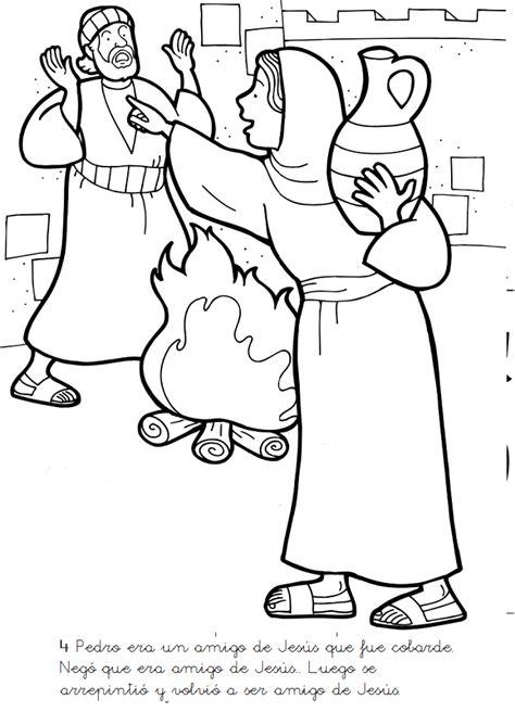 imagenes de historias biblicas para pintar historias biblicas para colorear muerte y resurrecci 243 n de