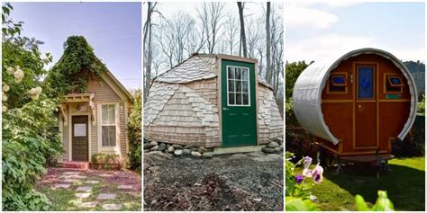 tiny homes for rent 50 tiny houses for rent tiny home rentals in every state