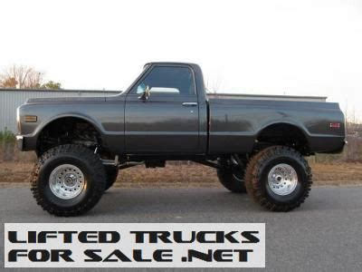 1971 chevrolet c10 custom lifted truck   lifted chevy