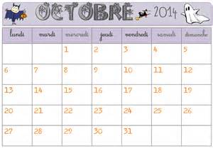 I Calendrier Octobre 2015 Calendrier Octobre 2015 Calendar Page