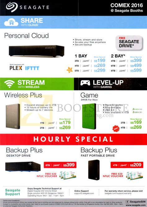 Seagate 5tb Personal Cloud Nas External Storage seagate nas personal cloud external storage wireless plus
