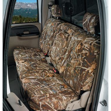 camo waterproof seat covers for trucks stay cool camo and seat covers on