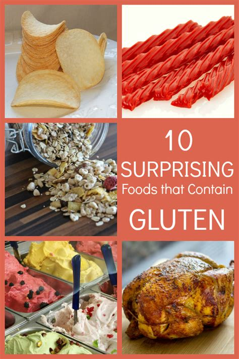 what food can you buy from the supermarket to block the body of dht 5ar naturally 10 surprising foods that contain gluten gluten free