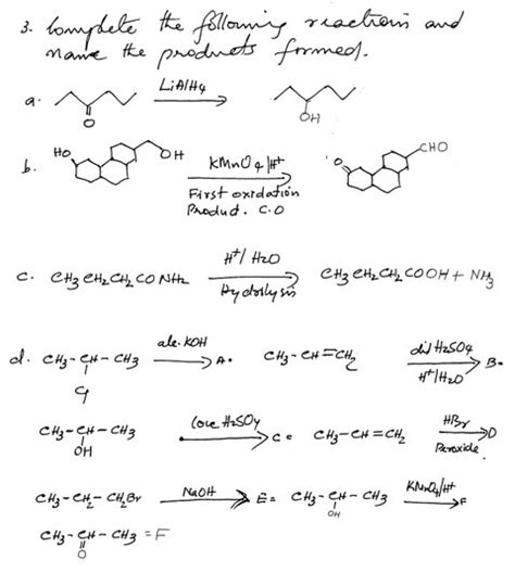 Snc2p Course Outline by Organic Solutions Stan S Page