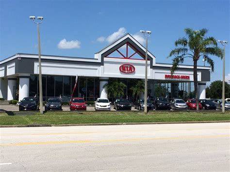 Kia Dealership Melbourne Boniface Hiers Kia Auto Repair Melbourne Fl Yelp