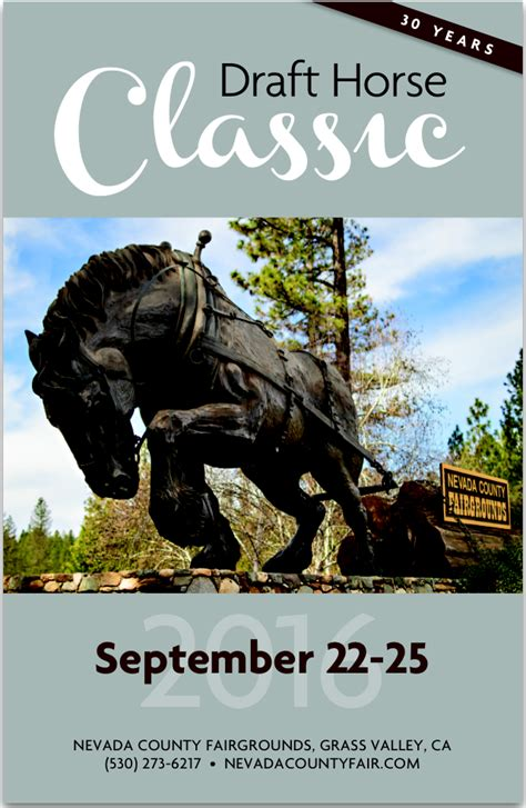 Draft Horse Classic Archives Nevada County Fairgrounds Classic Grass Valley Ca