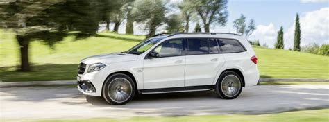 Mercedes Discount Programs 2017 Mercedes Gls Preview