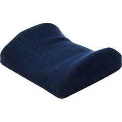 lumbar support pillow for car walmart