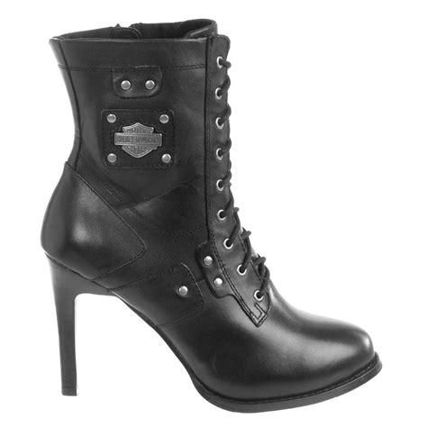 harley davidson womens boots clearance innovative orange