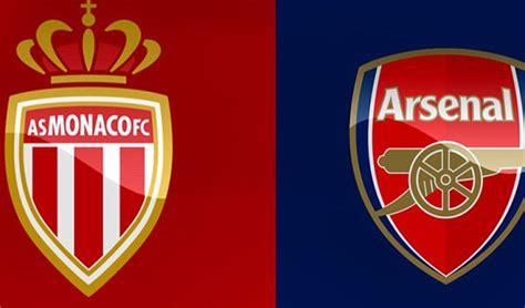 Ligue Des Chions Monaco Arsenal Calendrier Ligue Des Chions Monaco Vs Arsenal Liens