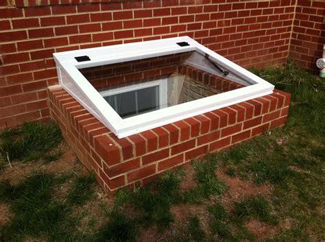 metal basement window well covers best 25 window well ideas on basement windows