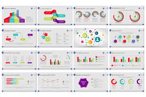 Business Review Presentation Templates Free