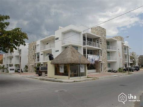 playa del carmen house rentals apartment flat for rent in playa del carmen iha 32379
