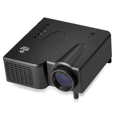 Small Projectors For Home Theater Pylehome Prjg45 Multimedia Home Theater Mini Projector Prjg45