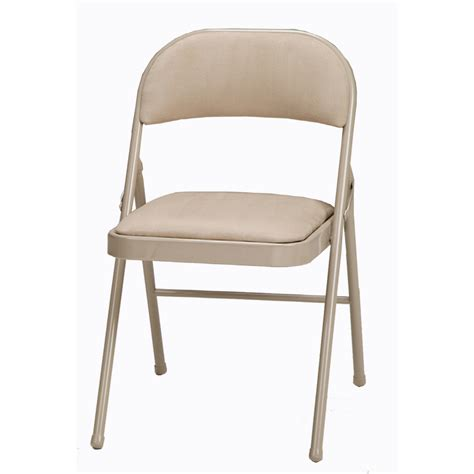 collapsible chair shop style selections indoor only steel painted folding chair at lowes com