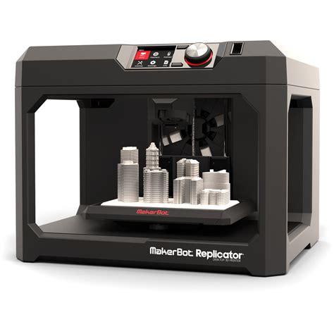 Printer 3d Makerbot makerbot fifth generation replicator desktop 3d printer