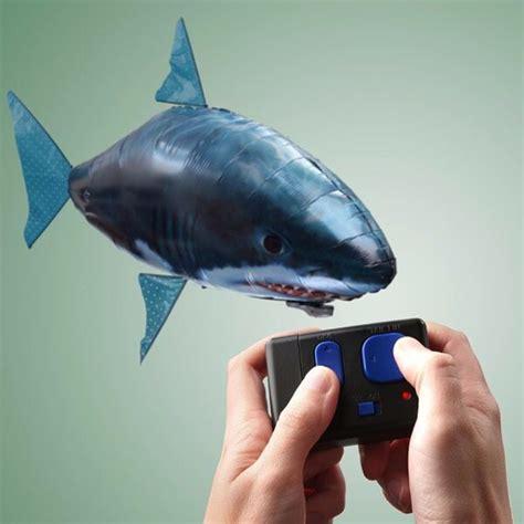 Robotic Flying Fish Rc Mainan Ikan Terbang Remote Air Swimming Fish Mainan Ikan Terbang Toys On