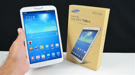 samsung galaxy tab 3 8 0 unboxing review