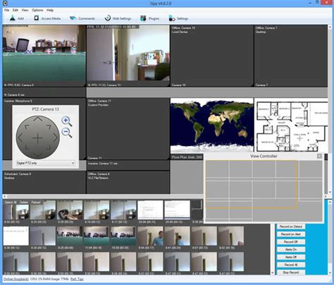 ispy v6 8 0 0 open source afterdawn software