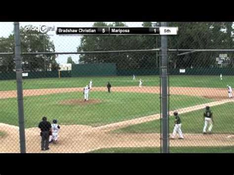 sac joaquin section baseball search result youtube video bradshaw christian