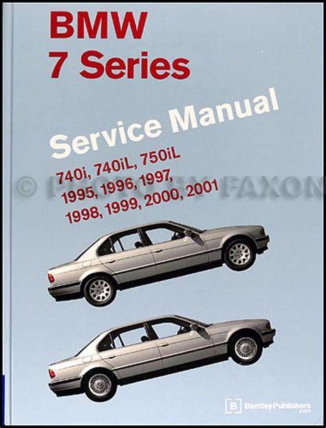best auto repair manual 2007 bmw 7 series lane departure warning 1995 2001 bmw 740il 740i and 750il repair shop manual