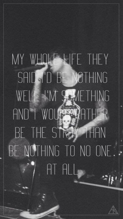 sleeping with sirens quotes sleeping with sirens band quotes quotesgram