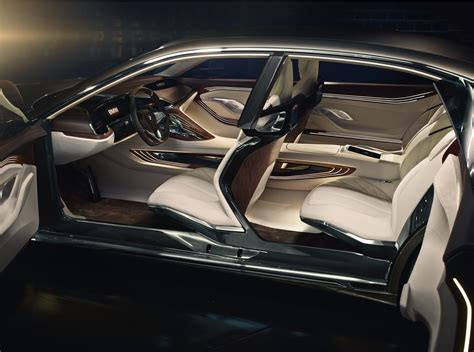 luxury bmw 7 bmw previews the upcoming 7 series with vision future