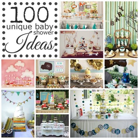 Unique Baby Shower Themes For A by 100 Unique Baby Shower Themes