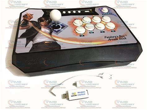 Promo Stick Ps3 Wireless Op pc ps3 xbox360 android 4 in 1 multifunction wireless