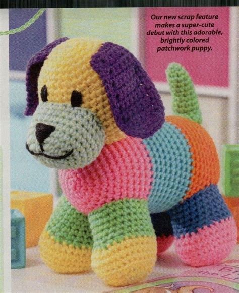 Patchwork Animal Patterns - 17 best images about crocheted stuffed animals on